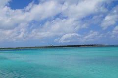 Océan de paysage Image libre de droits