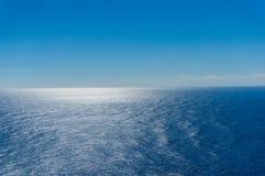 Océan et ciel australiens photo stock