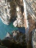 Océan et pierres Image libre de droits