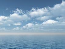 Océano Fotografía de archivo libre de regalías
