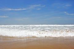 Océano Atlántico Foto de archivo