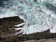 Océano Atlántico Fotos de archivo