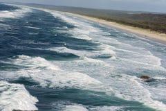 Océano australiano Imagen de archivo libre de regalías