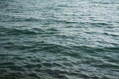 Océano azul imagen de archivo