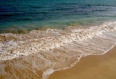 Océano azul Foto de archivo