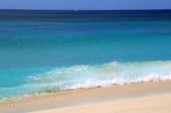 Océano azul imagenes de archivo