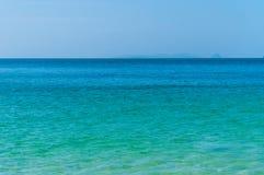 Océano de Andaman Imagen de archivo