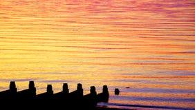 océano de la dulzura Foto de archivo libre de regalías