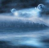 Océano de la fantasía Fotos de archivo libres de regalías