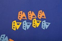 Océano de los juguetes de los veleros Imagen de archivo libre de regalías