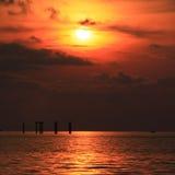 Océano de Tailandia Fotografía de archivo libre de regalías