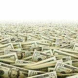 Océano del dinero Fotografía de archivo libre de regalías