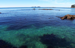 Océano esmeralda foto de archivo libre de regalías
