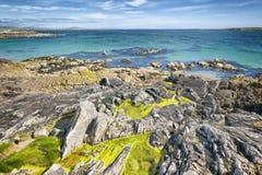 Océano Irlanda imágenes de archivo libres de regalías