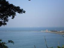 Océano, mar, taiwain imágenes de archivo libres de regalías