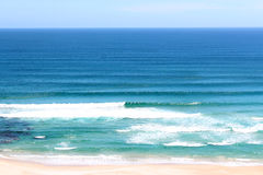 Océano meridional azotado por el viento Australia del oeste imágenes de archivo libres de regalías