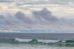 Océano Pacífico Fotos de archivo