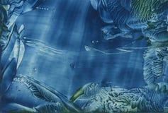Océano profundo Imagenes de archivo