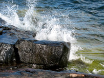 Océano salvaje 2 Foto de archivo libre de regalías