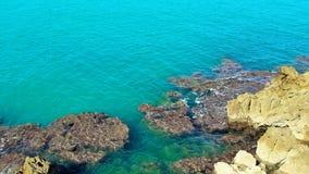 Océano siciliano Foto de archivo
