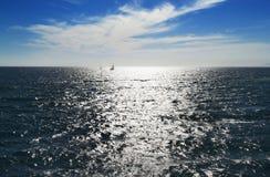 Océano sin fin Imagen de archivo libre de regalías
