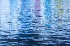 Océano tranquilo Imagen de archivo libre de regalías