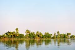 Océano tropical foto de archivo