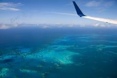 Océano tropical Imagen de archivo libre de regalías