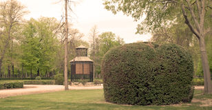 Oca Gardens Stock Photo