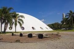 The Oca (Hut) - Ibirapuera Park - São Paulo Royalty Free Stock Photos