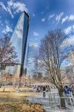Ocalały drzewo (world trade center) Zdjęcie Royalty Free