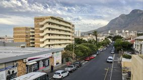 OCape Townscapever stock photography