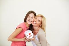 Ocasión feliz Foto de archivo libre de regalías