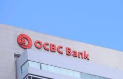 OCBC Bank Singapore Stock Image