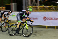OCBC 2014 Pro Criterium Stock Photography