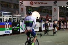OCBC 2014 Pro Criterium Stock Images