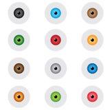 Occhi. Immagini Stock Libere da Diritti