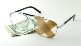 Occhi costosi Immagini Stock Libere da Diritti