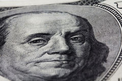 Occhi del Presidente Immagini Stock Libere da Diritti