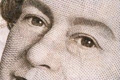 Occhi delle regine Fotografia Stock