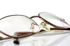 Occhiali immagine stock