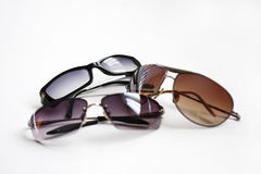 occhiali da sole Fotografia Stock Libera da Diritti
