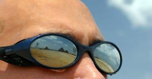 Occhiali da sole fotografia stock