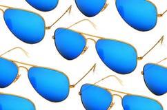 occhiali da sole 3d Fotografia Stock Libera da Diritti