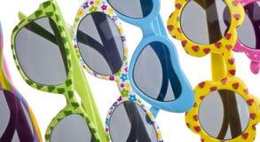 Occhiali da sole di formato del bambino di estate Immagine Stock Libera da Diritti
