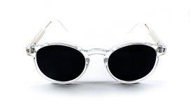 Occhiali da sole isolati su bianco Immagine Stock