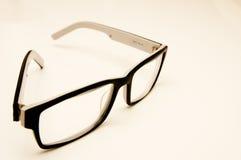 Occhiali da sole neri moderni Fotografie Stock