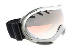 Occhiali di protezione del pattino dell'argento di modo di Cooland immagini stock