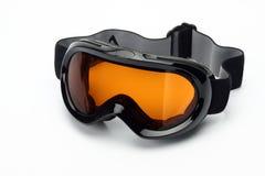 Occhiali di protezione dello sci Fotografia Stock Libera da Diritti