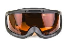 Occhiali di protezione dello sci Immagini Stock Libere da Diritti